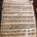 """Die passende Geschichte über """"Wild Bill"""" in der Speisekarte"""